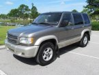 2001 Isuzu Trooper under $6000 in North Carolina