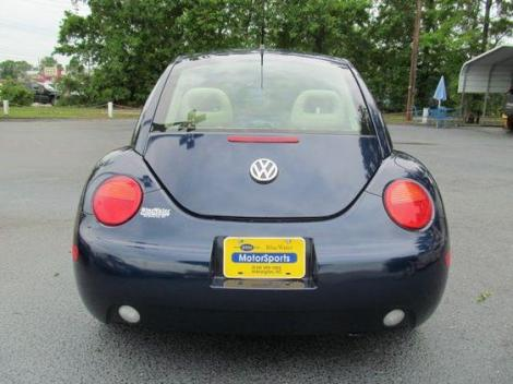 1999 volkswagen beetle gls for sale in wilmington nc under 6000. Black Bedroom Furniture Sets. Home Design Ideas