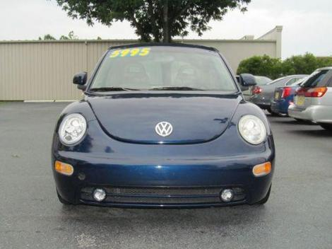 1999 volkswagen beetle gls for sale in wilmington nc under 6000. Black Bedroom Furniture Sets. Home Design Ideas