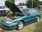 1997 Pontiac Grand AM (Green)