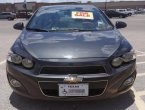 2016 Chevrolet Sonic under $6000 in Texas