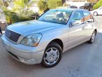 2002 Lexus LS 430 under $3000 in California