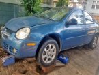 2003 Dodge Neon under $500 in Alabama