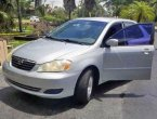 2006 Toyota Corolla under $4000 in Florida