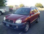 2004 Hyundai Santa Fe under $6000 in Nevada