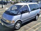 1991 Toyota Previa under $3000 in California