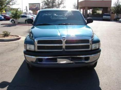 Photo #6: truck: 1999 Dodge Ram (Green)