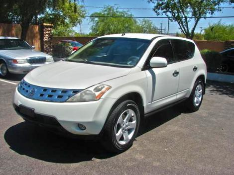 2004 Nissan Murano Suv For Sale In Phoenix Az Under 8000 Autopten Com