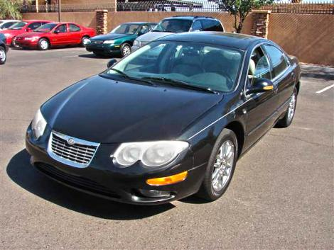 2004 chrysler 300m sedan for sale in phoenix az under 4000. Black Bedroom Furniture Sets. Home Design Ideas