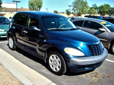 2002 chrysler pt cruiser touring for sale in phoenix az under 4000. Black Bedroom Furniture Sets. Home Design Ideas