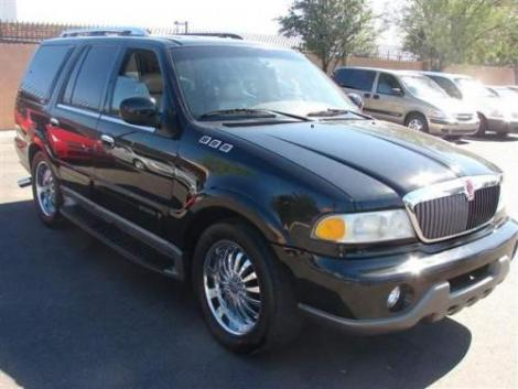 2000 lincoln navigator suv for sale in phoenix az under 7000. Black Bedroom Furniture Sets. Home Design Ideas