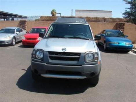 2003 nissan xterra suv for sale under 5000 in phoenix az. Black Bedroom Furniture Sets. Home Design Ideas