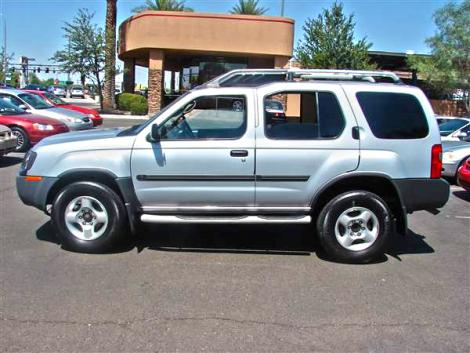 2003 nissan xterra suv for sale in phoenix az under 5000. Black Bedroom Furniture Sets. Home Design Ideas