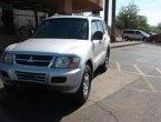 2002 Mitsubishi Montero under $5000 in Arizona