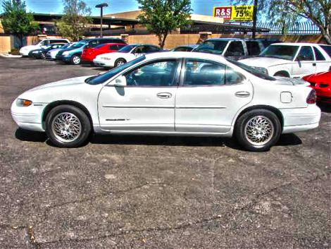 1998 pontiac grand prix sedan for sale in phoenix az under 4000. Black Bedroom Furniture Sets. Home Design Ideas