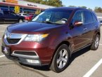 2012 Acura MDX under $12000 in New Jersey