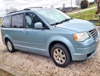 2008 Chrysler Town Country under $5000 in Indiana