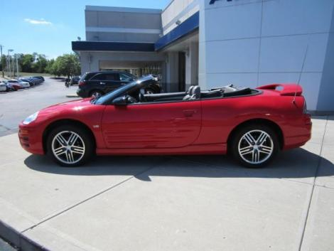 2003 Mitsubishi Eclipse Convertible For Sale In Fairfield