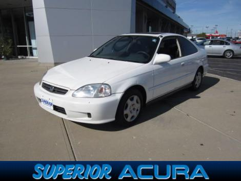 2000 Honda Civic EX For Sale in Fairfield OH Under $4000 ...