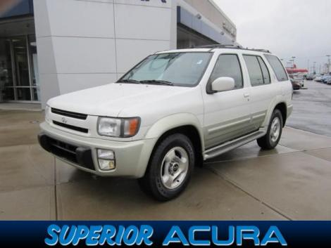 1999 Infiniti Qx4 Suv For In Fairfield Oh Under 7000 Autopten