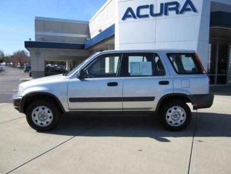 1999 Honda CR-V LX For Sale in Fairfield OH Under $5000 - Autopten.com