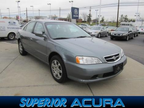 Acura TL 99 For Sale Under 4000 In Fairfield OH
