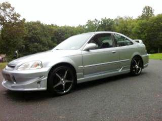 Honda Civic Sports Coupe By Owner in CT Under $5000 ...
