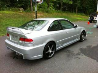 honda civic sports coupe  owner  ct