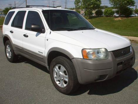 Nissan Dealers In Md >> Ford Escape XLT 2002 - Used SUV For Sale Under $5000 in MD ...