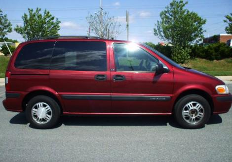 Lexus Dealers In Md >> Used 1999 Chevrolet Venture LS Minivan Passenger Minivan For Sale in MD - Autopten.com