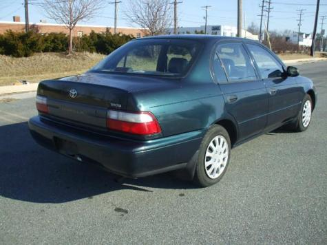 Used Cars Baltimore >> Economy Sedan For Less Than $5000 in MD - Toyota Corolla ...