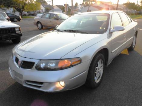 2005 Pontiac Bonneville Se For Sale In Baltimore Md Under