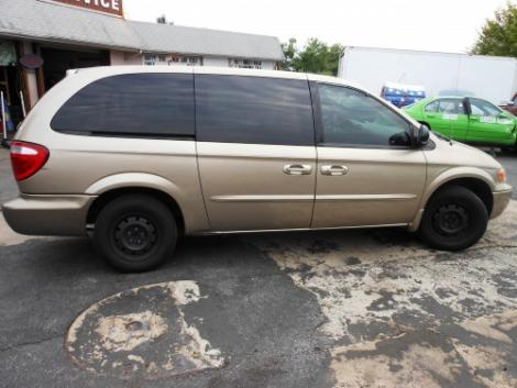 2003 Chrysler Town Country Lx For Sale In Baltimore Md