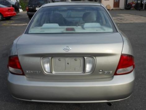 Used 2002 Nissan Sentra GXE Under $6000 Baltimore MD