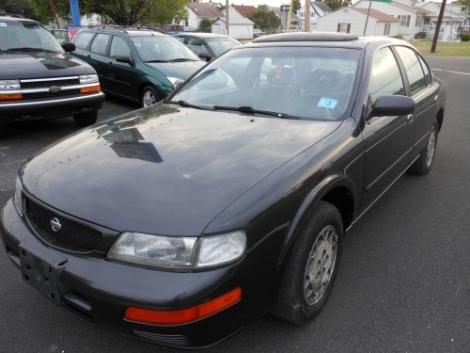 Used 1996 Nissan Maxima Sedan For Sale In Md Autopten Com