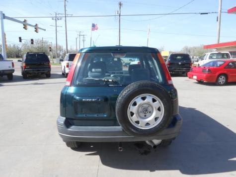 Trucks For Sale Wichita Ks >> Cheap Reliable SUV Under $3000 in KS - Honda CR-V '97 For ...