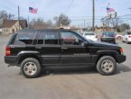 1996 Jeep Grand Cherokee (Black)