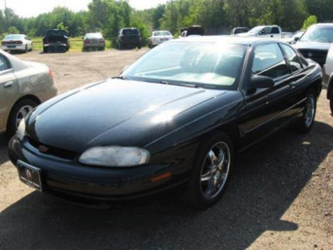 Cheap Chevy Monte Carlo Z34 Under 3000 In Wichita Ks