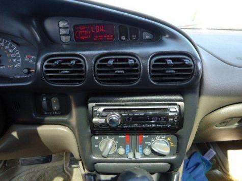 Used 2002 Pontiac Grand Prix GTP Sedan For Sale in MS