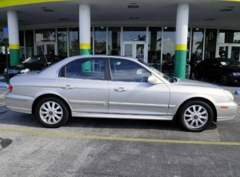 2005 Hyundai Sonata Gls For Sale In Doral Fl Under 5000