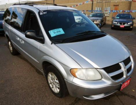 Used Cars Under 8000 >> 2001 Dodge Caravan Sport Under $2000 Sioux Falls, SD - Autopten.com