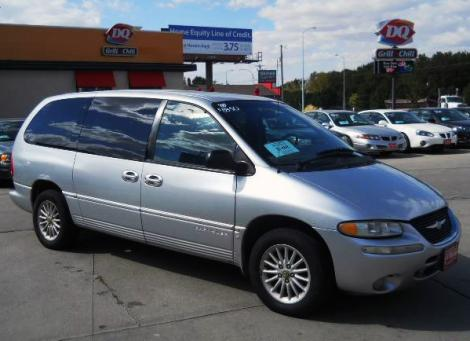 used 2000 chrysler town country lxi passenger minivan for sale in sd autopten com used 2000 chrysler town country lxi