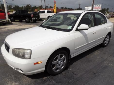 Used 2001 Hyundai Elantra Gls Under 4000 Near New Orleans