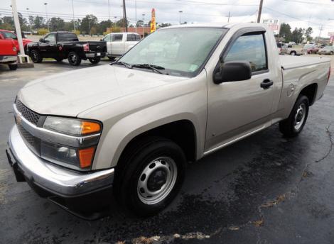 used 2006 chevrolet colorado pickup pickup truck for sale in la. Black Bedroom Furniture Sets. Home Design Ideas