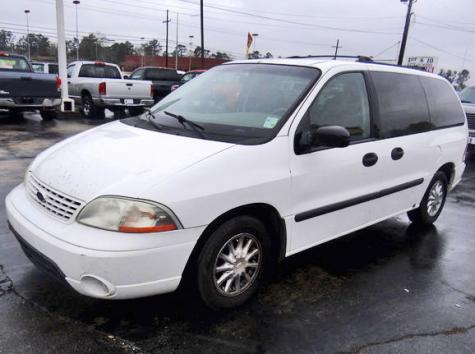 Used 2003 Ford Windstar LX Passenger Minivan For Sale in ...