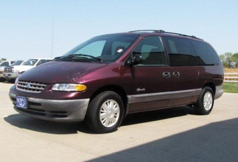 Used 1998 Plymouth Grand Voyager Se Passenger Minivan For