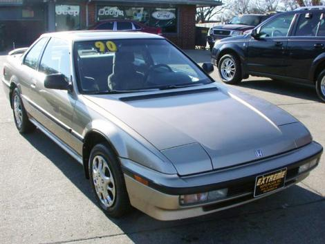 Used 1990 Honda Prelude Si Sports Coupe For Sale In Ia