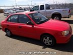 2000 Hyundai Accent under $4000 in Mississippi