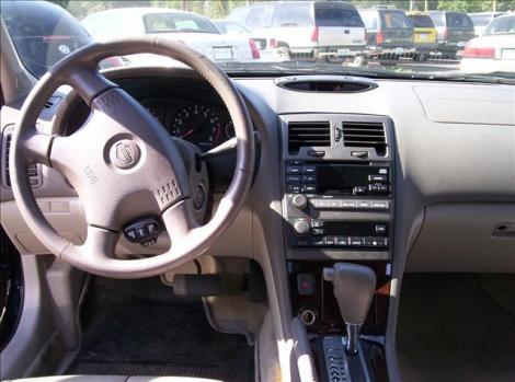 Photo #6: sedan: 2000 Nissan Maxima (Black)