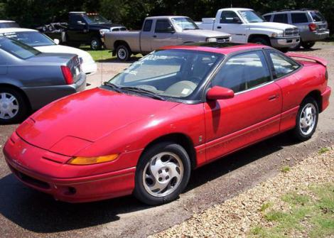 Cheap Sports Cars Under 5000 >> Used 1996 Saturn SC 2 Sports Coupe For Sale in MS - Autopten.com